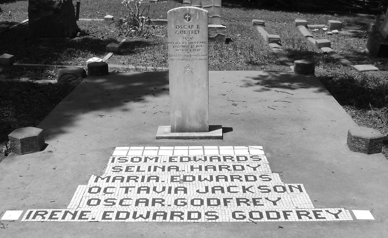 Olivewood Cemetery, Houston, Texas 0502101256BW