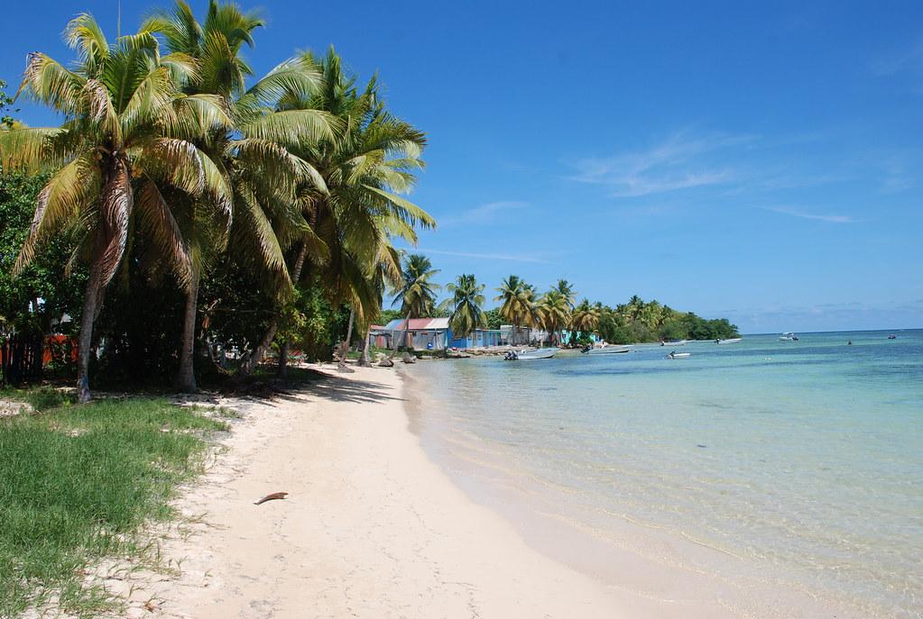 пляж Марие Галанте