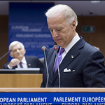 US Vice-President, Joe Biden, at the EP