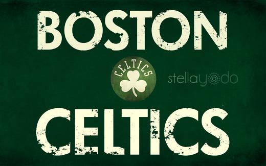 Boston Celtics Wallpaper V2