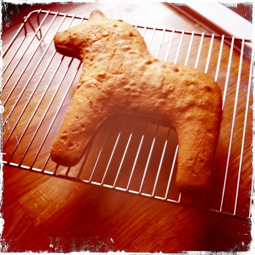 Horse Cake Tin Ikea