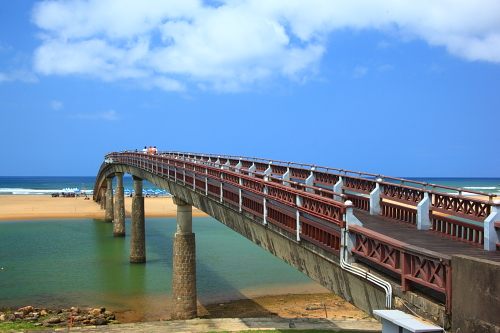 070H福隆海水浴場-彩虹橋