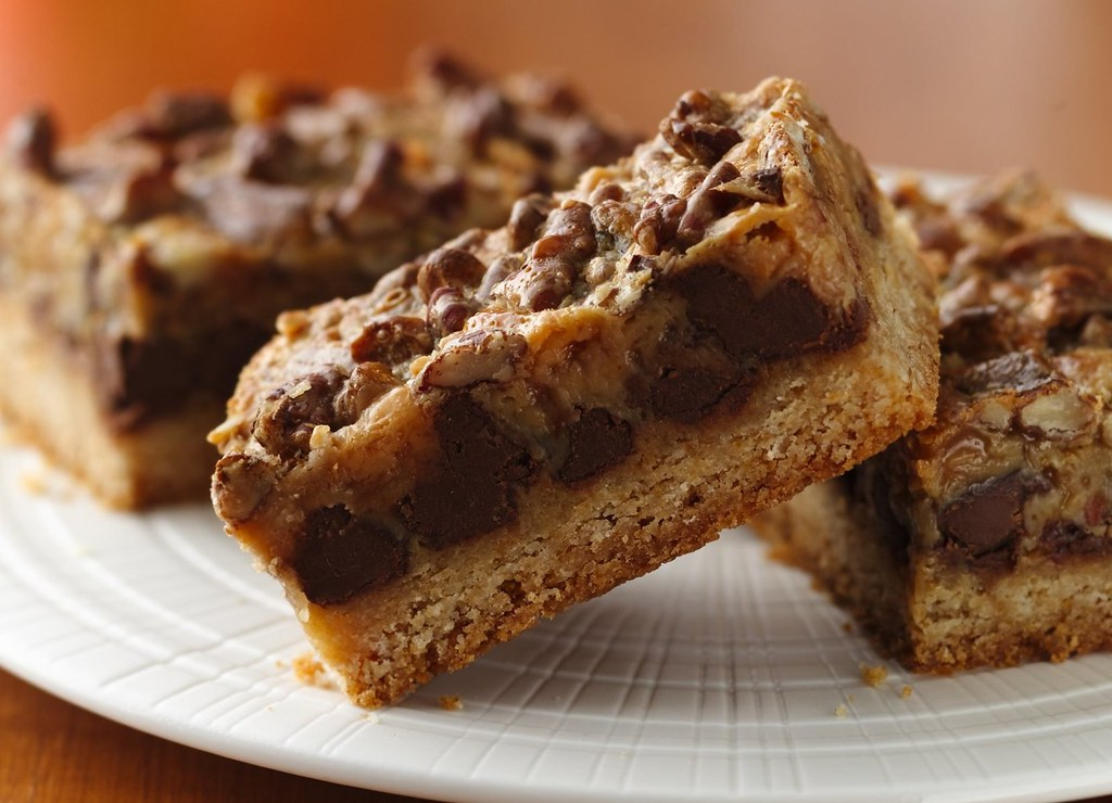 Mocha-Toffee Truffle Bars Recipe - a photo on Flickriver