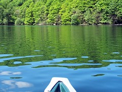 Getting away from it all. Lake Windermere.
