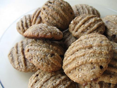 Biscoitos por Newton