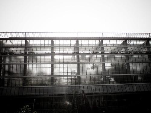 de tuinen van de Universiteit van Gent