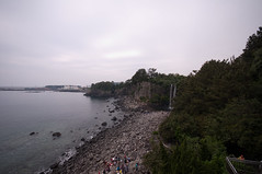 Jeongbang-Falls-1
