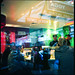 Sushi train by Christopher Crouzet