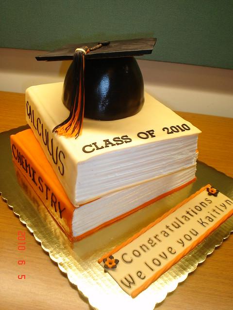 Graduation Book Cake Flickr - Photo Sharing!
