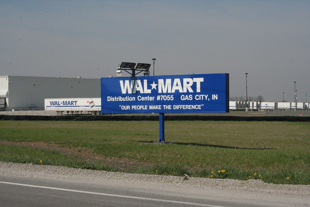 Wal-Mart Distribution Center 7055-Gas City, Indiana ...