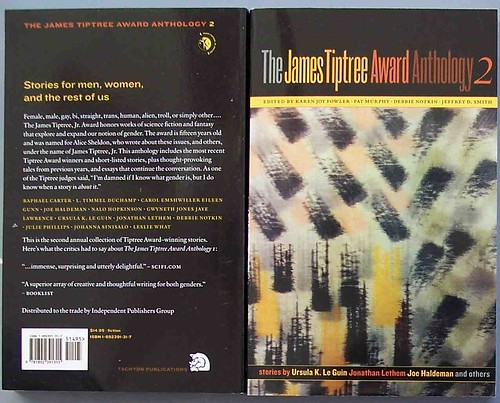 james tiptree award anthology 2