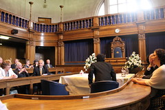 academic conference(0.0), theatre(0.0), auditorium(0.0), conference hall(0.0), court(1.0), parliament(1.0),