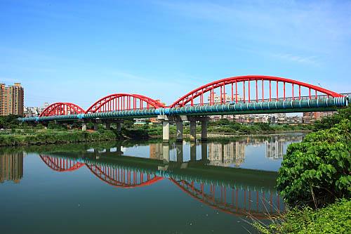 589H永福水管橋