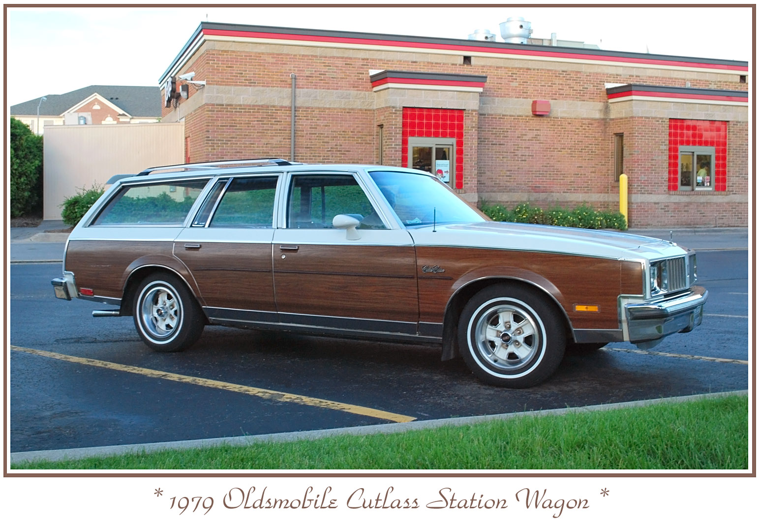 1979 Oldsmobile Cutlass Station Wagon Images Pictures