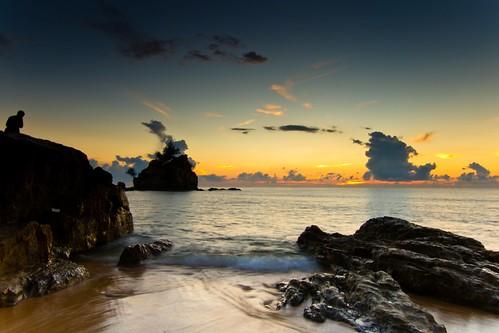 "seascape sunrise landscape malaysia longshutter kemasik trengganu platinumheartaward kemasikbeach tokina1116mmf28 ""flickraward"" tripleniceshot ""flickraward5"" mygearandmegold carsem00 mygearandmeplatinum mygearandmediamond"