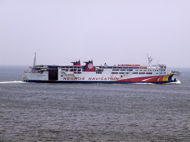 Negros Navigation ferry