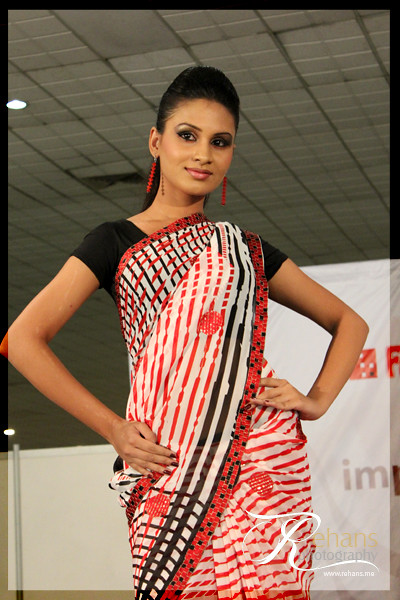 Saree Fashion Show At The Saree Festival 2010 Flickr