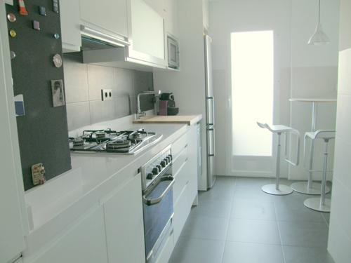 Antes y despu s de una reforma online tr s studio blog - Reformas de cocinas antes y despues ...