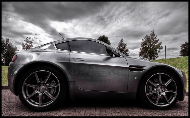 mini aston martin v8 vantage flickr photo sharing. Black Bedroom Furniture Sets. Home Design Ideas