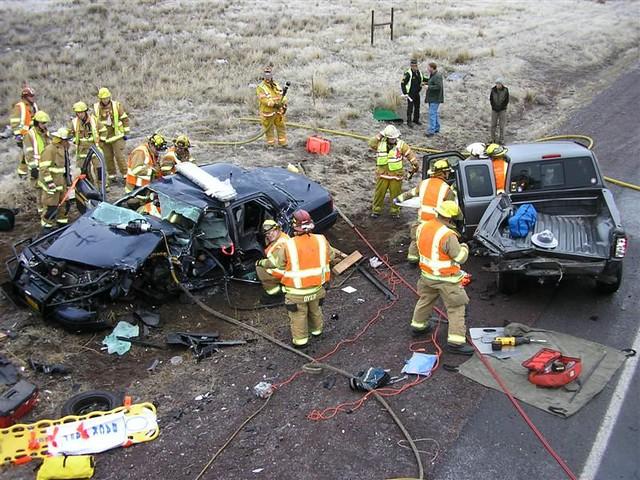 Ashland Oregon Car Accident