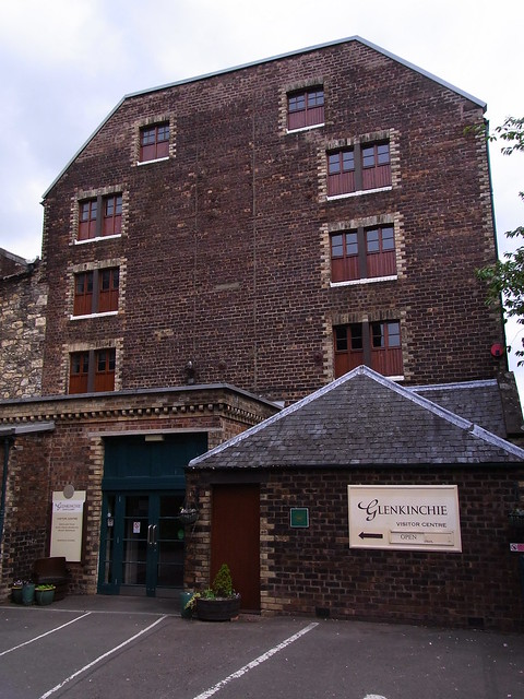 Glenkinchie Distillery, East Lothian