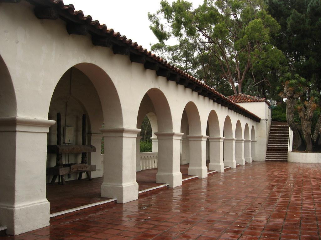 Junipero Serra Museum, Presidio Park, San Diego, California