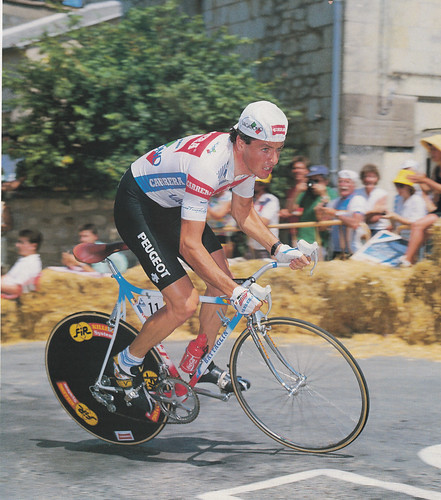 Stephen Roche photo
