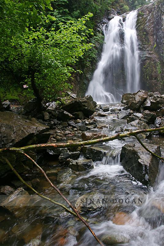Yalova - Su Düşen Şelalesi