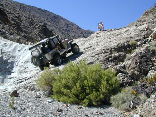 Jeepers in California