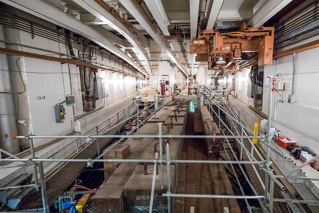 LCLS-II Beam Switch Yard Reconfiguration Project