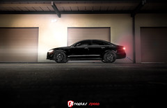 Audi A6 on XO Luxury Caracas X233