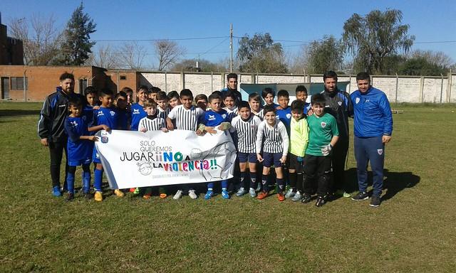 Fútbol Infantil - AFA: Sportivo Barracas - Argentino de Merlo