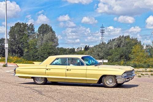 Cadillac Sedan DeVille Park Avenue 1962 (2644)
