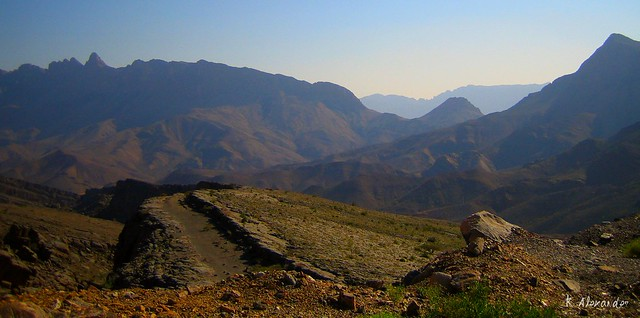 Jebel Shams – Discovering the Beauty of the Mountain of the Sun!