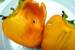 bell pepper, peppers, yellow, fruit, food, ebony trees and persimmons, habanero chili, persimmon,