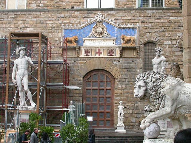 palazzo vecchio entrance - photo #12
