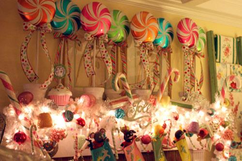 Candyland Christmas Door Decoration Ideas : Candyland bakerella