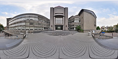 Waseda University central library