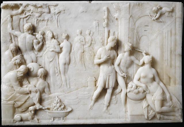 Giambologna - Alegoría de Francisco I de Medici