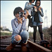 Leica girl by Tommy Tomickey