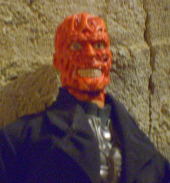 Cobra commander unmasked - photo#7