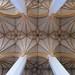 München Frauenkirche Mittelschiff; längs