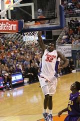 LSU vs Gators 2010/01/16