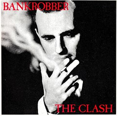 "The Clash - Bankrobber - 7"" Single"