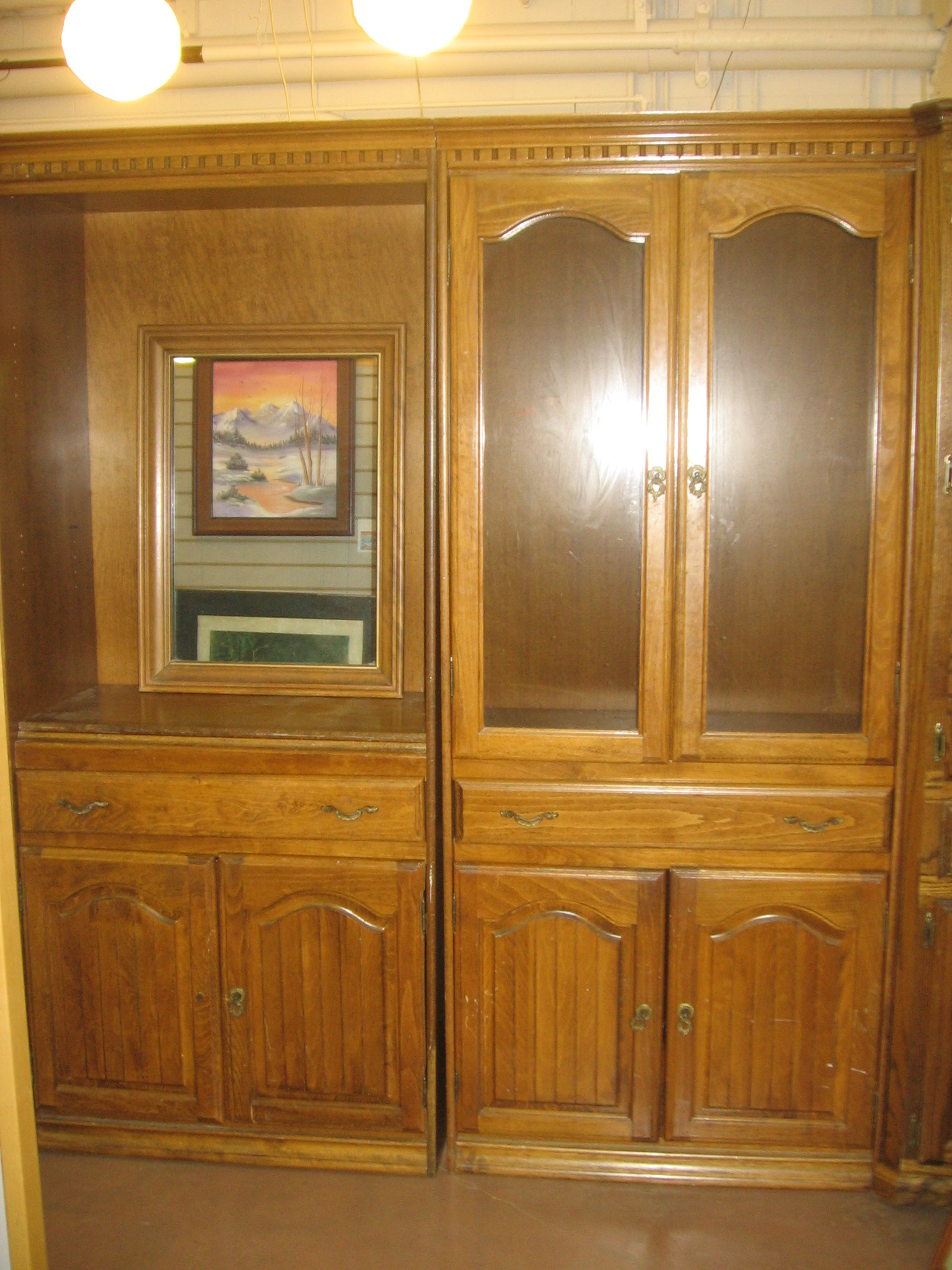 painter for kitchen cabinets cabinet the one w glass doors has sold flickr 4006