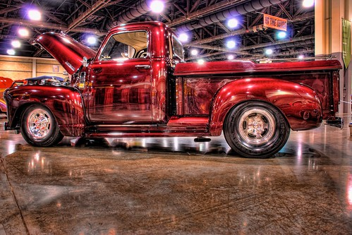 Hot Rod Mail Truck Hot Rod Chevy Truck at The