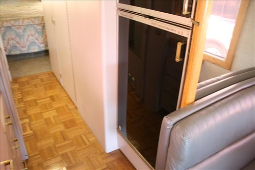 Kitchenette Area- Dometic Refrigerator