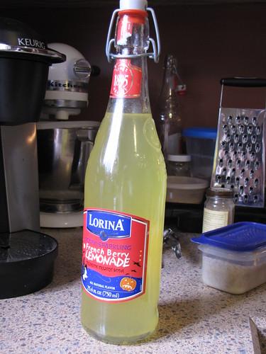 Homemade Lemonade Concentrate