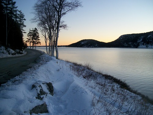Nice afternoon drive through Sargent Drive...Acadia National Park... Maine  xxx