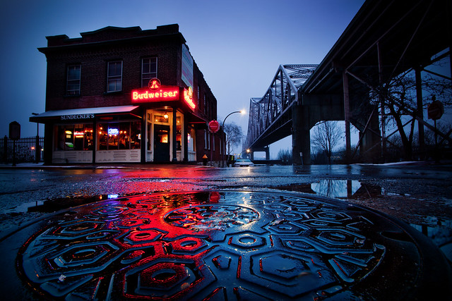Manhole Bridge Tavern II